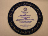 Plate - American Academy of Chefs – 1998